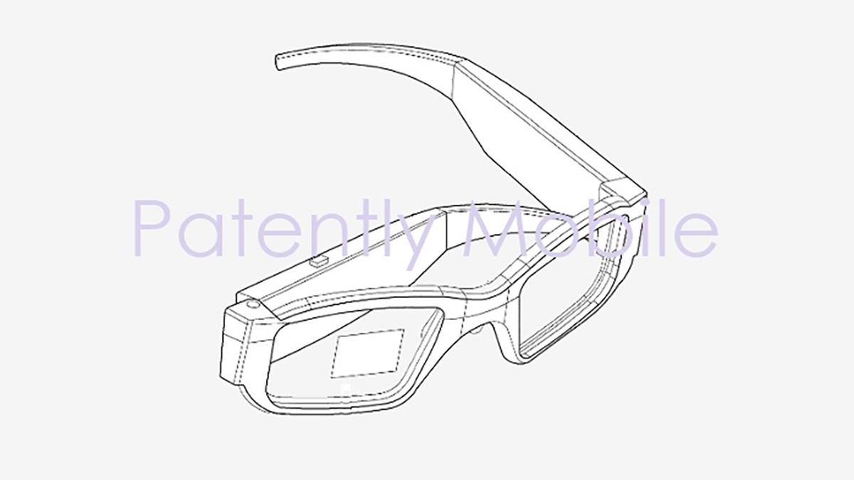 Samsung Smart Glasses leak