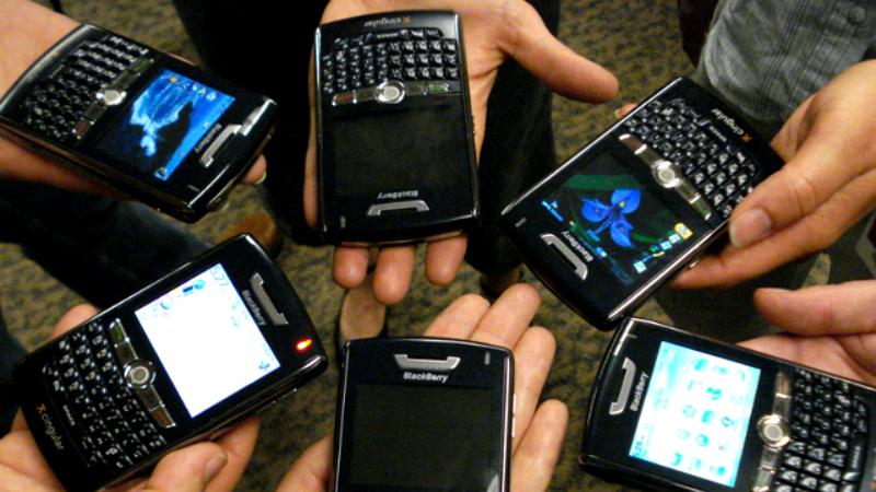 Blackberry, BYOD, collaboration