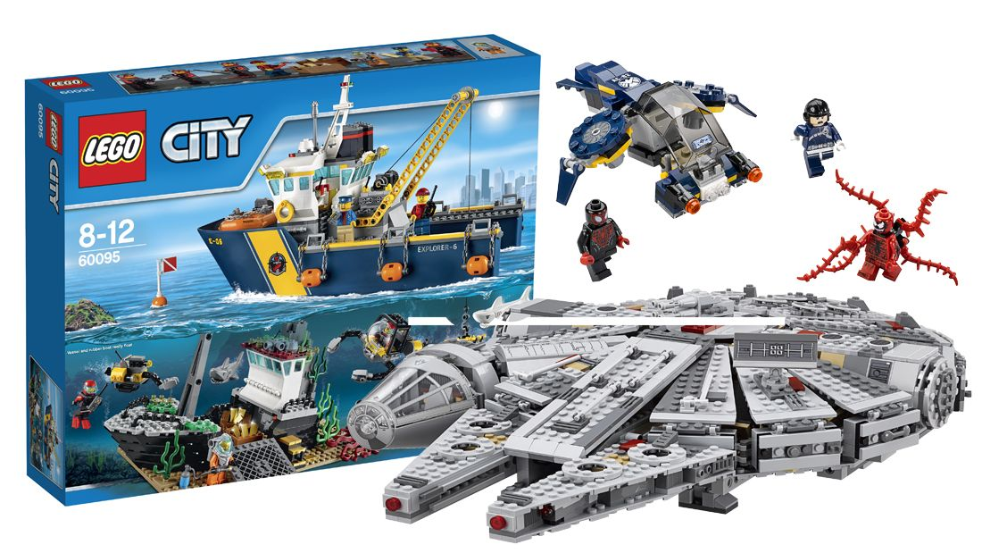 Toys N Joys Website : Best lego sets star wars dr who minecraft