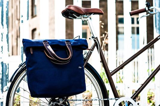 Bags for designers: Alban bike bag