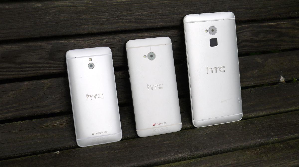 HTC One Max vs HTC One vs HTC One Mini | TechRadar