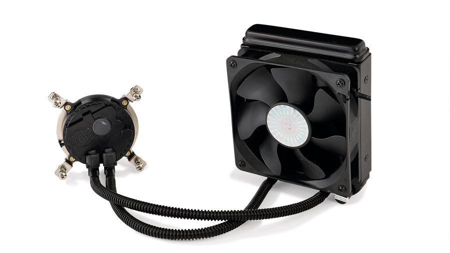Cooler Master Seidon 120m Review Techradar
