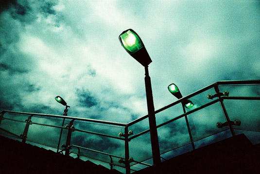 Lomography: lights