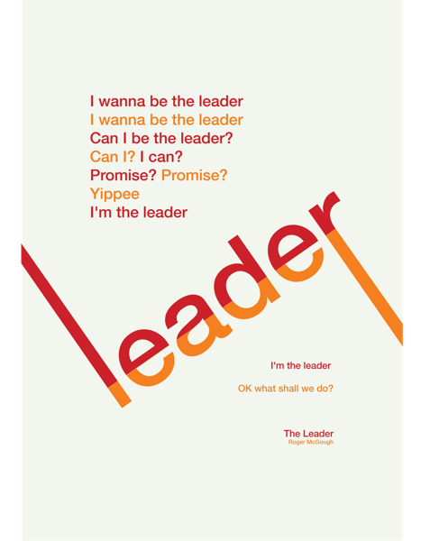 Robert Holder - The Leader