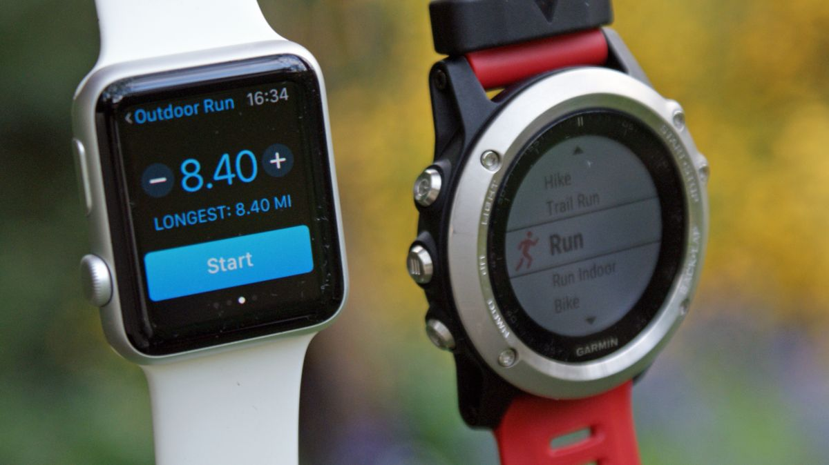 Apple Watch A Runner S Review Techradar
