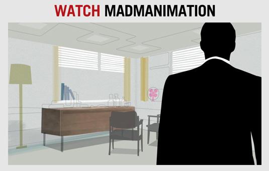 CSS3 animation: Mad-Manimation