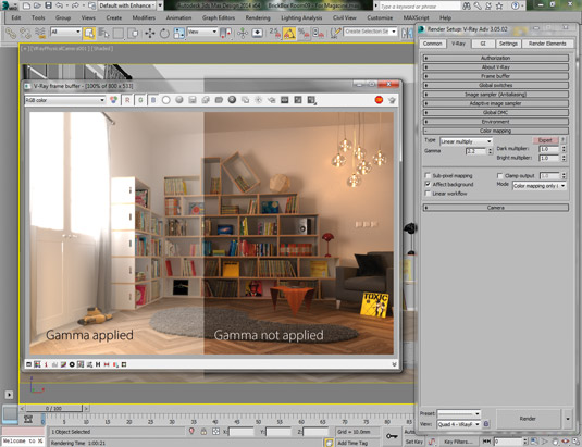 A beginner's guide to using a renderer
