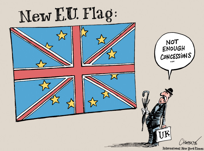 EU referendum art