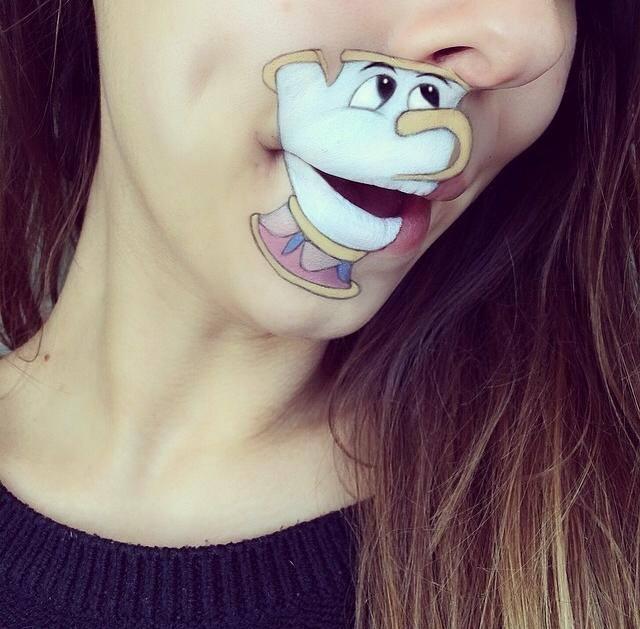 Laura Jenkinson make-up artist