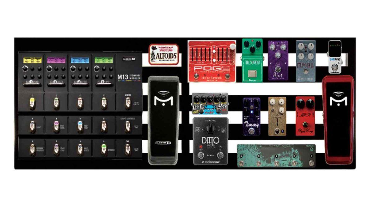 namm 2015 11 new pedalboard designs from pedaltrain musicradar. Black Bedroom Furniture Sets. Home Design Ideas