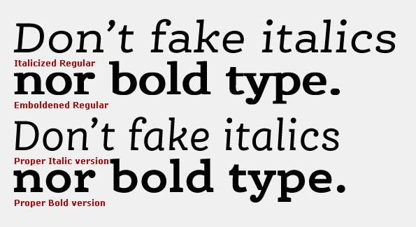 web typography: FF Ernestine by Nina Stoessinger
