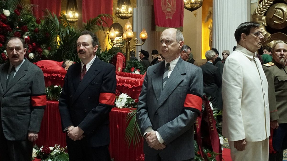 The Death of Stalin review: 'A frighteningly funny satire that finds humour in historical horror'