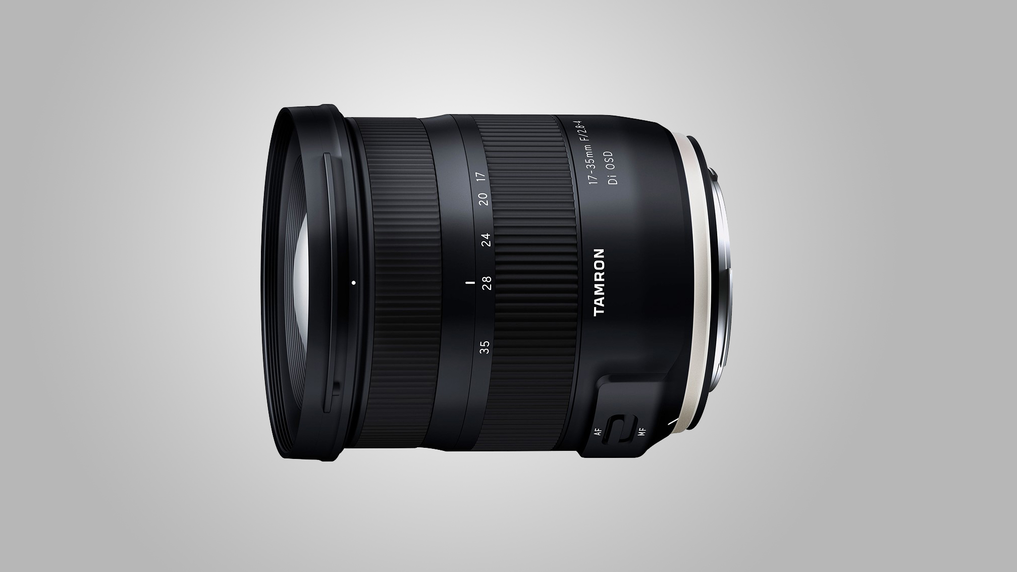 Tamron announces compact and lightweight wide-angle zoom