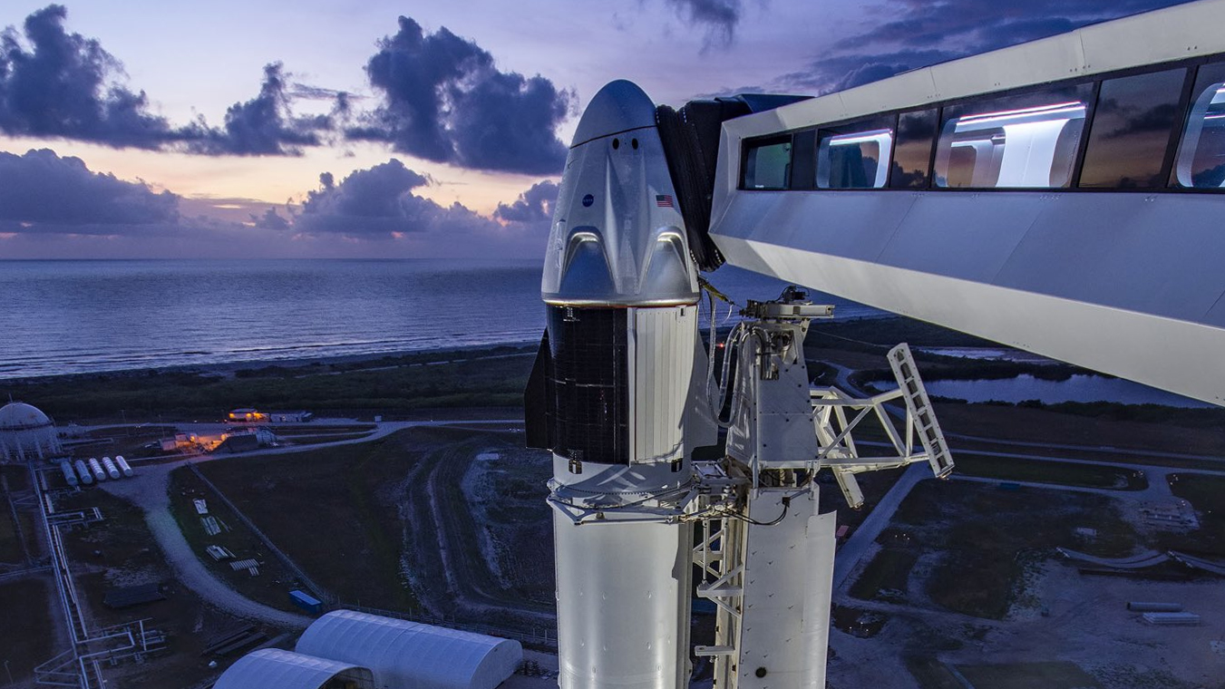 SpaceX's historic Demo-2 Crew Dragon astronaut launch: Full coverage