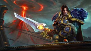 Learn to play Varian, the new king of Heroes of the Storm | PC Gamer