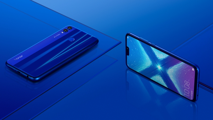 Big screen Honor 8X announced and coming soon to the US and UK