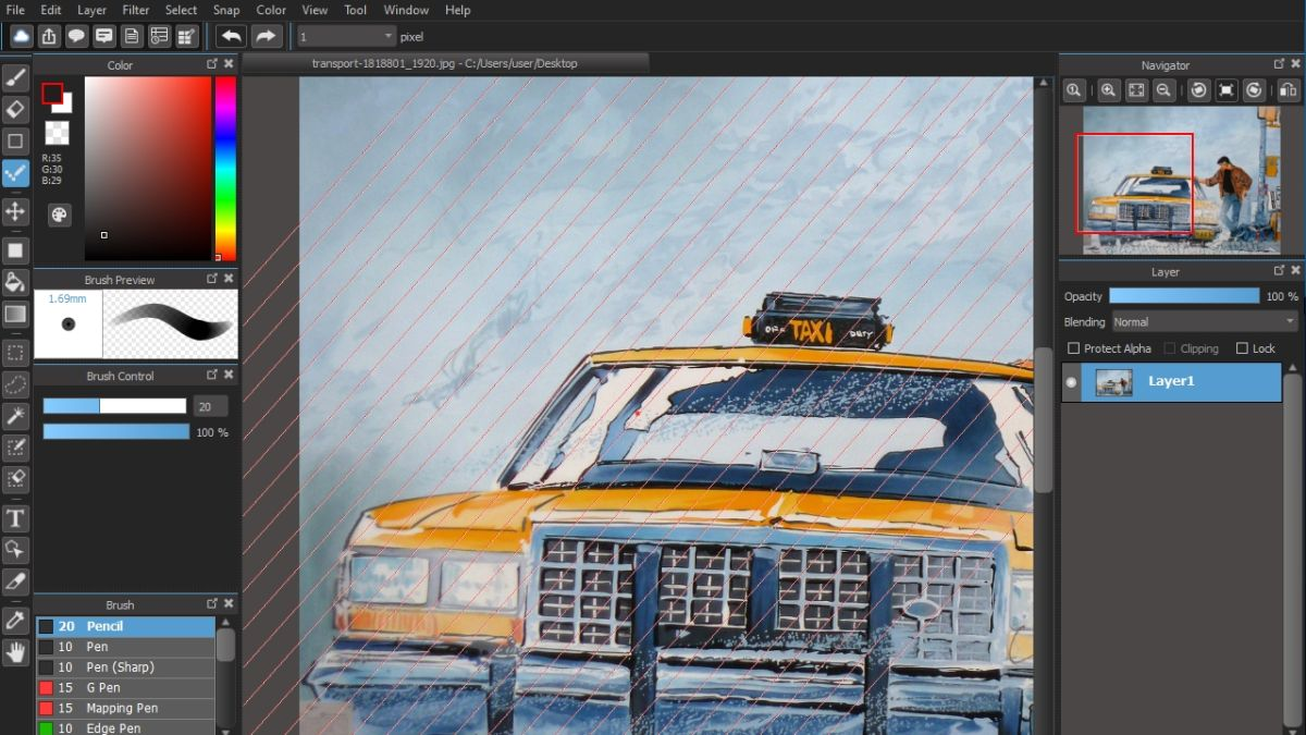 Download of the day: MediBang Paint Pro