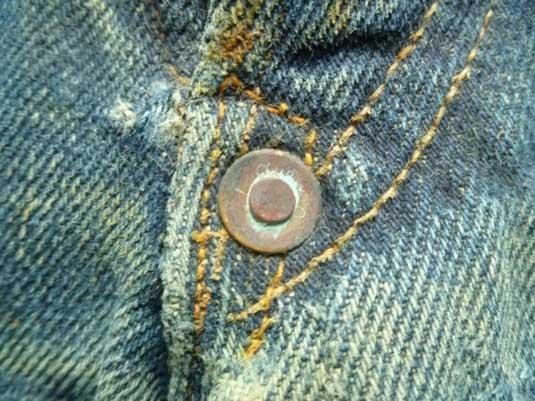 Skeuomorphism: jeans