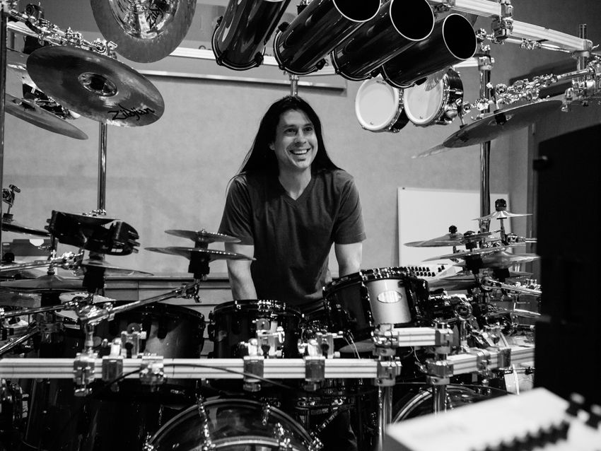Mike Mangini Answers Your Questions Musicradar