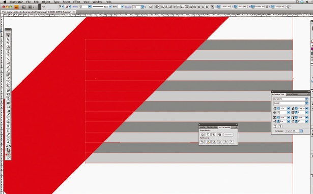 Use a column grid: step 10