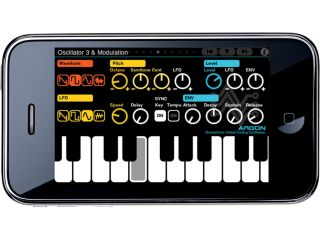 Will you soon be able to play iOS synth apps such as Argon using your USB MIDI keyboard