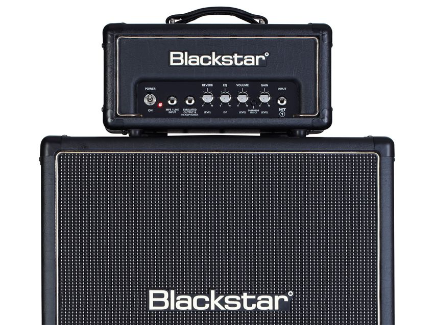 namm 2011 blackstar launches ht 1 all tube guitar amp musicradar. Black Bedroom Furniture Sets. Home Design Ideas