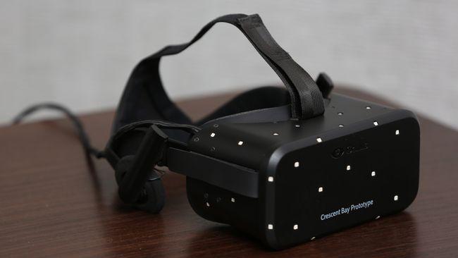 Valve готовит систему виртуальной реальности SteamVR