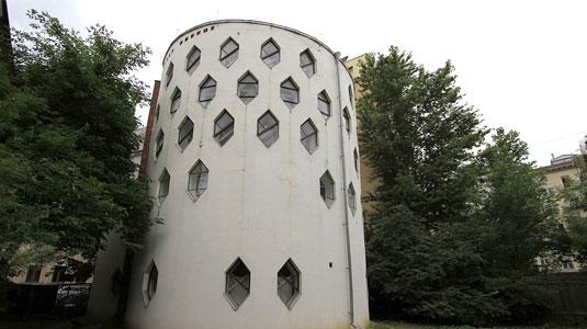 Constructivism: Melnikov House