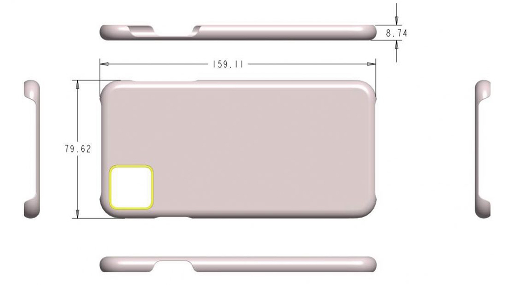 iPhone 11's ugly camera design seems certain after two new case-render leaks bbCxiCfx2Bwk4XF3cAF2