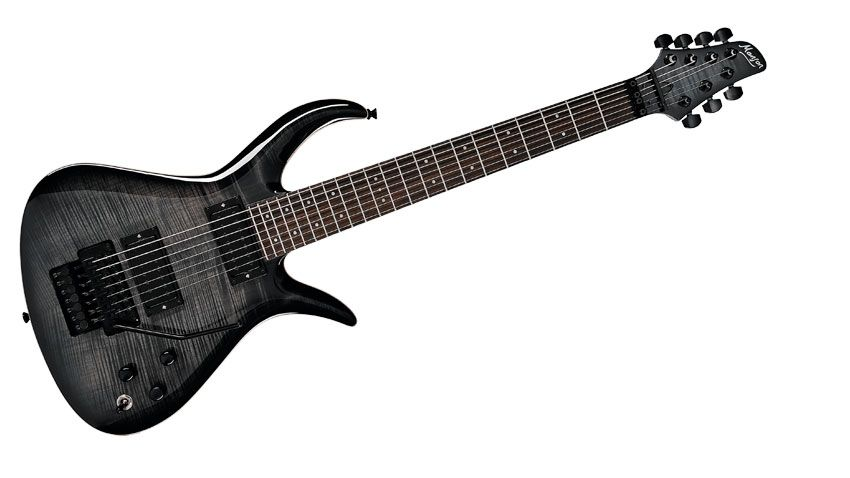 Esp 7 String >> Manson Guitars ET-72 review | MusicRadar