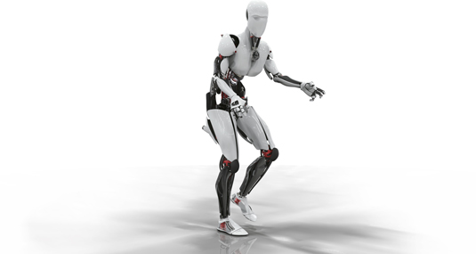 Robot Skeleton How To Create A Futureproof Design Creative Bloq