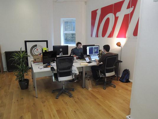 Design studio: Loft