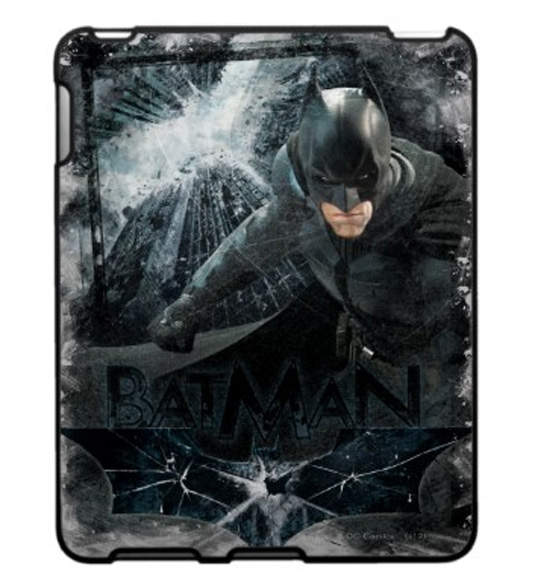 Batman merchandise: iPad case