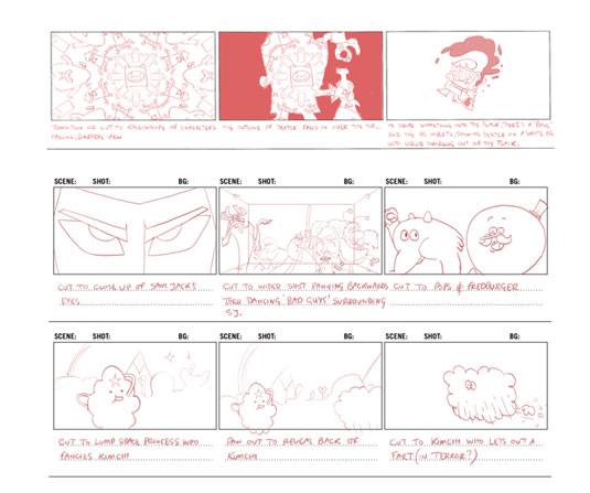 Cartoon Network's 20th anniversary video