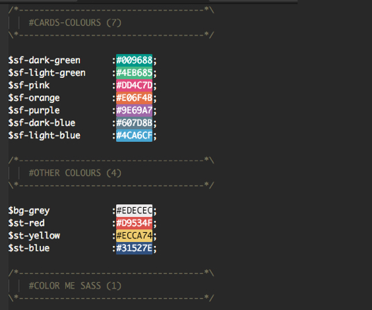 Manage colour better on the web