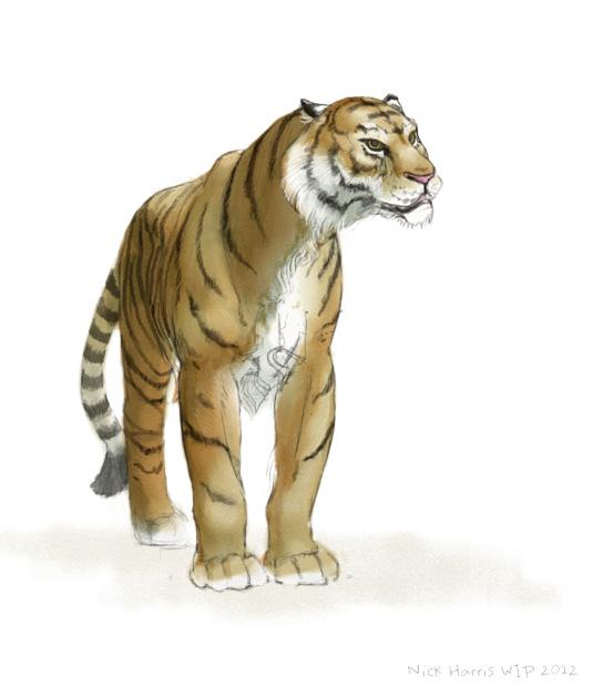 real tigger