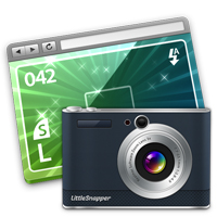 LittleSnapper for Mac OS X application icon