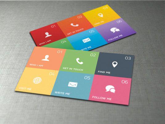 создать визитку программа