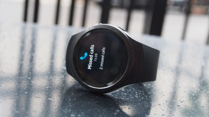 Samsung Gear S2 Notifications