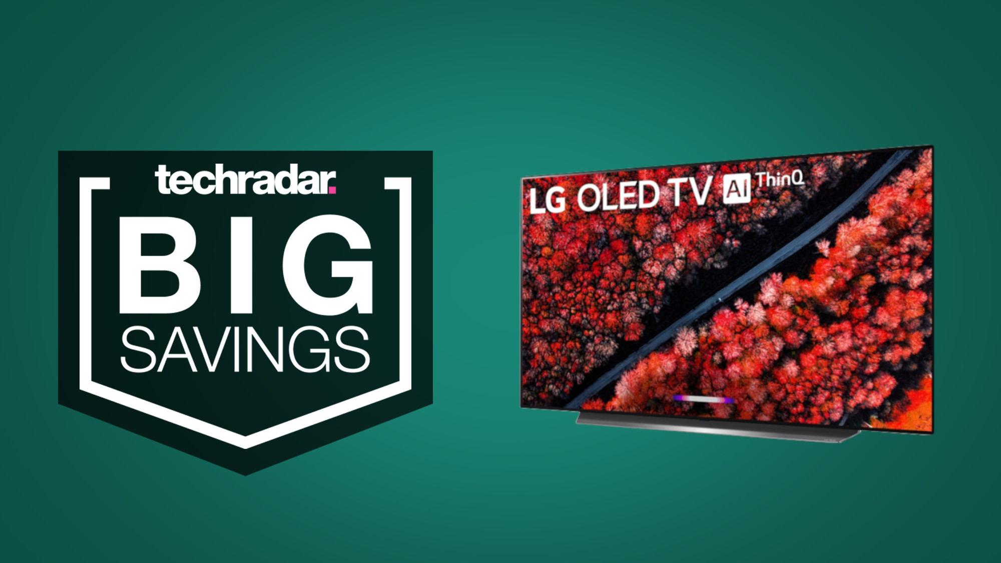 Save big with the latest OLED TV deals and cheap QLED TV sales