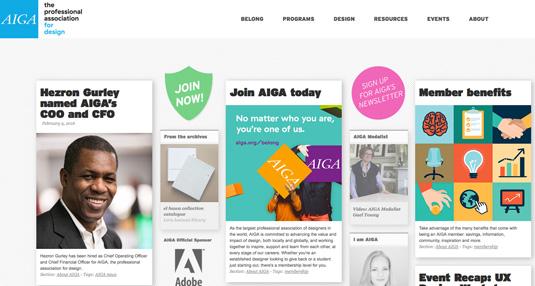 Student freelance help: AIGA student membership