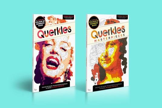 quirkles books