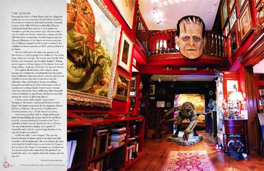 Guillermo del Toro new book