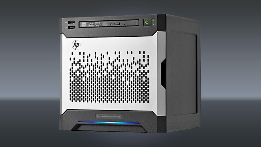 Hp Proliant Microserver Gen8 Review Techradar