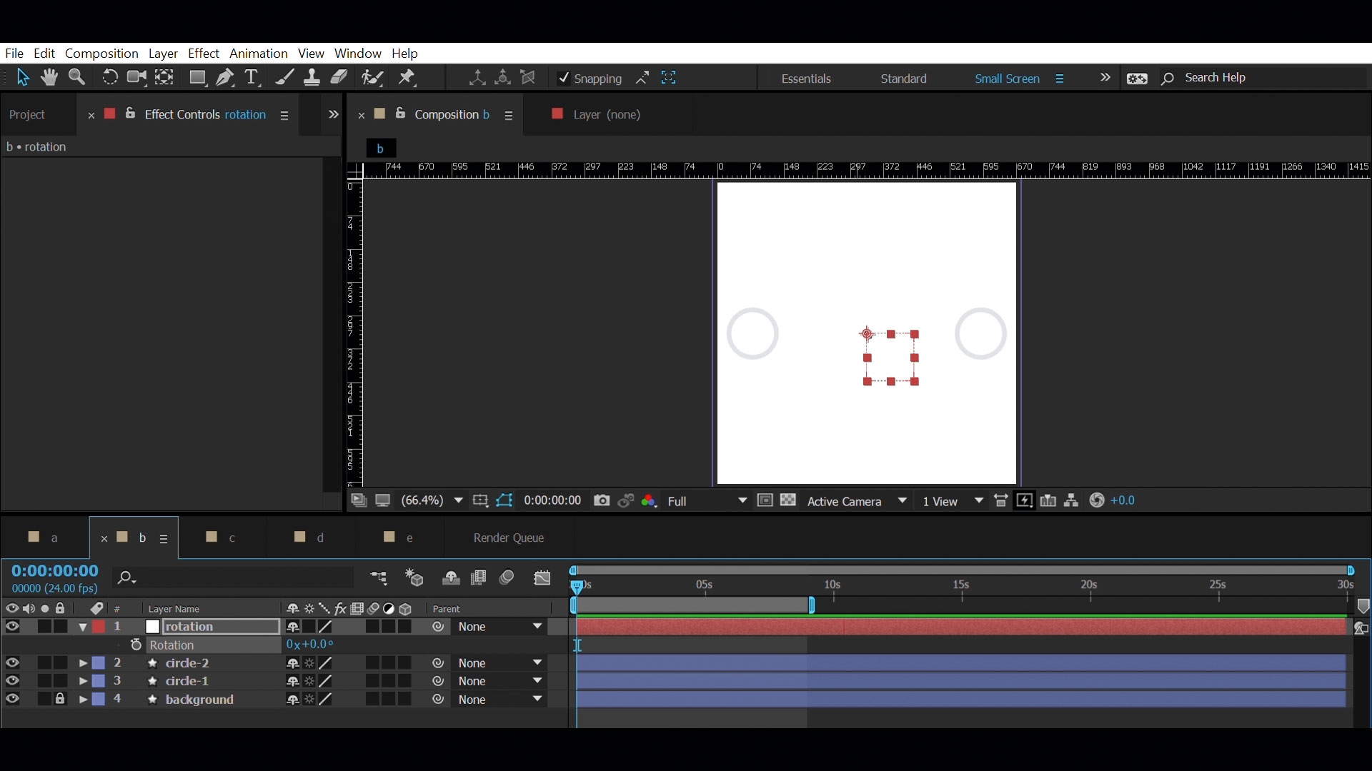 Create a seamless repeat animation in After Effects - Get started
