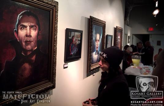 maleficium 2014 exhibit