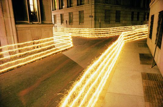 Light art: Staller