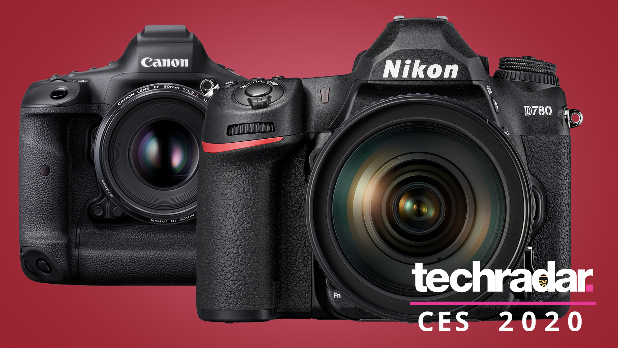CES 2020: why the DSLR made a comeback at a show about future tech