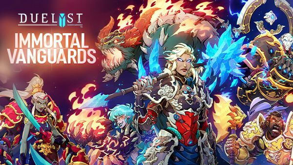 Card game Duelyst adding new Generals and 100+ other cards
