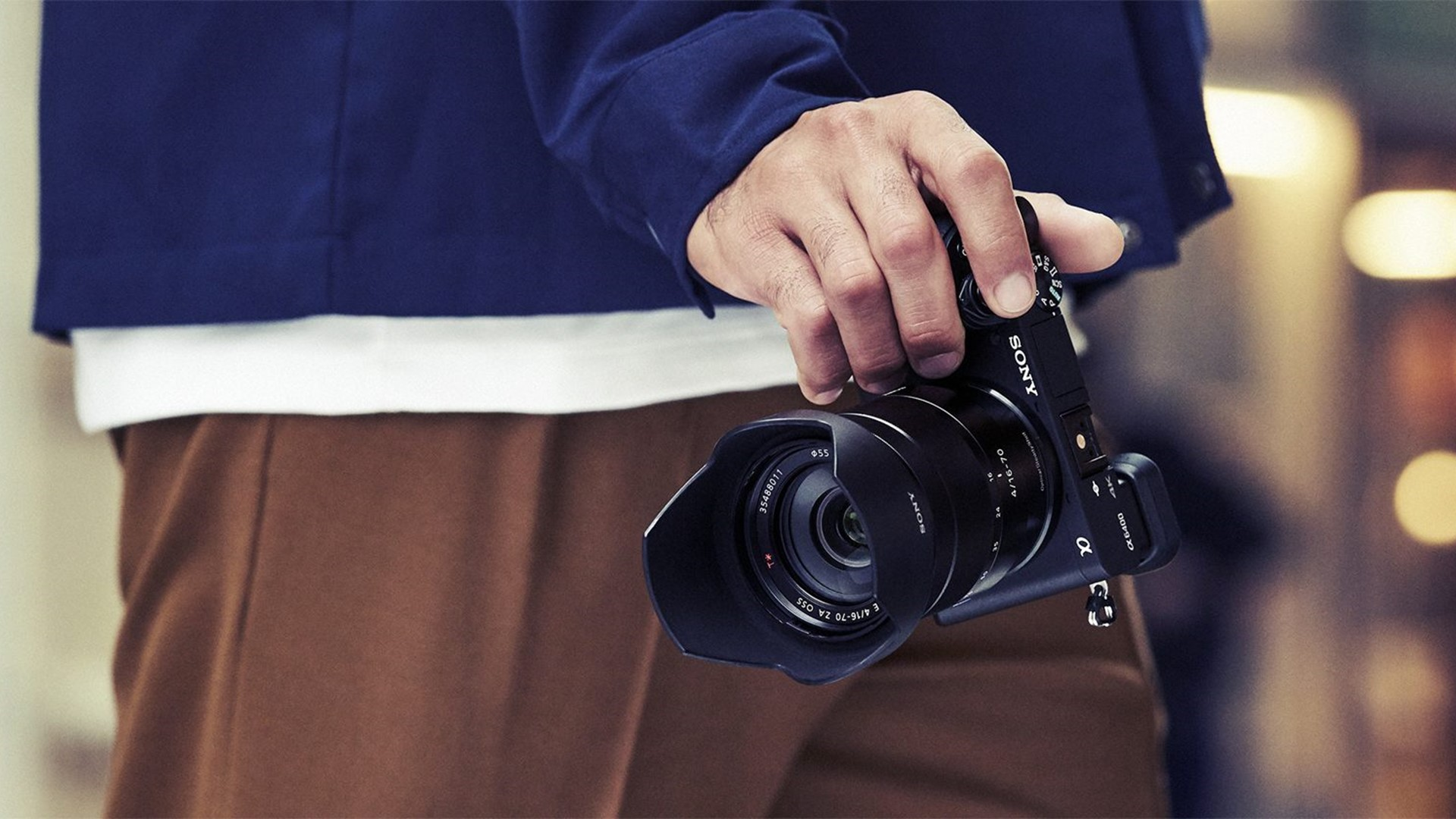Sony α6400 mirrorless camera with the world's fastest autofocus launched in India